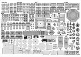 floor plan furniture symbols. Floor Plan Symbols Pdf Furniture Floor Plan Furniture Symbols