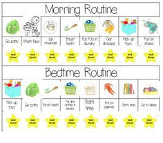 13 Best Daily Routine Kids Images Chores For Kids Charts
