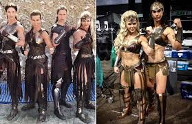 amazon warrior cosplay. Modren Cosplay Justice Leagueu0027s Sexualized Amazon Costumes Spark Internet Controversy And Warrior Cosplay S