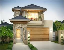 narrow lot house plans with front garage best of the unexpected truth about australia