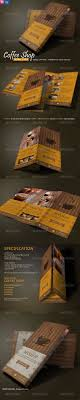 Coffee Shop Brochure Template 24 Best Coffee Tri Fold Brochure Template Images On Pinterest Tri 16