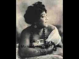 Mamie Smith - Crazy Blues [3:27] : 20sMusic