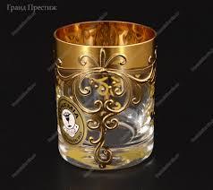 Набор рюмок для водки из богемского стекла <b>60</b> мл в Москве ...