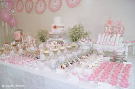 tea party baby shower decorations