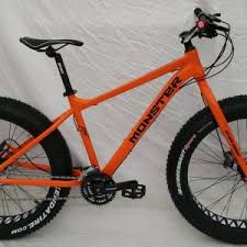 Fat Bikes Archives Monster Bicycles Singapore