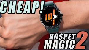 Why is <b>Kospet Magic</b> Watch <b>2</b> the most wanted Chinese smartwatch ...
