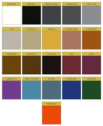 Devoe Industrial Paint Color Chart Creativedotmedia Info