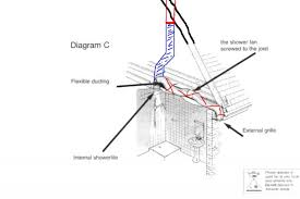water in ducting from shower extractor fan diynot forums Manrose Extractor Fan Wiring Diagram here the fans i'm thinking of choosing from manrose bathroom extractor fan wiring diagram