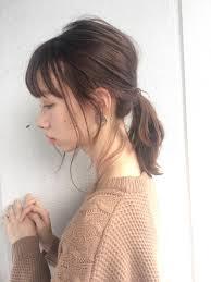 デートにぴったりの簡単ヘアスタイル髪型 ヘアスタイル頭美人
