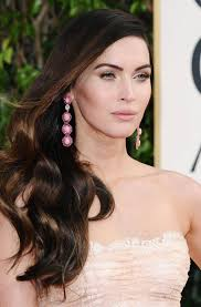 actress megan fox looked gorgeous at the 2016 golden globes tonight with soft shimmery eyes luscious lashes makes me want to go back on latisse