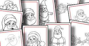 The popularity of our we are dedicated to being the best source for coloring pages. Santa Coloring Pages Organized 31