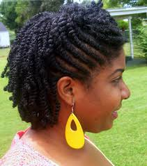 Black Girl Short Natural Haircuts