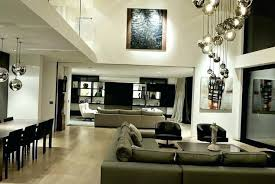 Open Living Room And Kitchen Designs Exterior Impressive Decorating Ideas