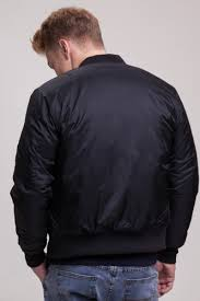 <b>Куртка URBAN CLASSICS</b> Basic Bomber Jacket Black, заказать ...