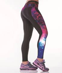 Patterned Workout Leggings