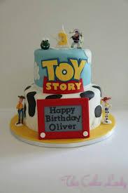 11 Toy Story Birthday Cakes Pinterest Photo Toy Story Birthday
