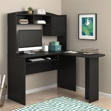 white gray solid wood office. Office Corner Desk. Desk:solid Wood Computer Desk With Hutch White Gray Solid K