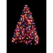 75 Ft Natural Cut Flocked Vermont Spruce Prelit Christmas Tree Pre Lit Spruce Christmas Tree