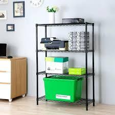 style selections freestanding shelving unit 4 shelf steel certified edsal 5 tier