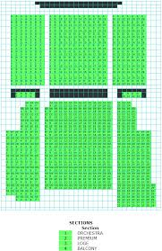 State Theater Seating Chart Red Bluff State Theatre Venue Infored Bluff State Theatre
