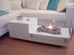 furniture unique fire pit coffee tables for small living room ideas with white sofa chairs modern indoor fire pit coffee table