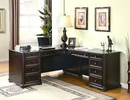 u shaped desk office depot. Office Depot Mezza L Shaped Desk Desks Black Glass Incredible Drawer U