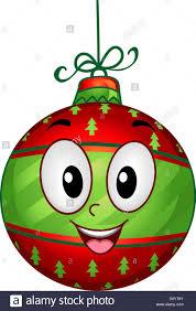 Anthropomorphic Christmas Clip Art Stock Photos