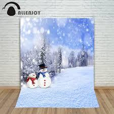 New Christmas Backgrounds For Christmas Photo Studio Snowman Snow
