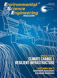 Environmental Science Engineering Magazine Esemag August 2017