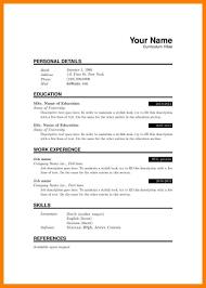 Stylish Resume Templates Free Template Myenvoc