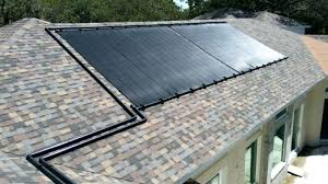 solar pool heating popular panels cover heater remington ionizer cost installed solar pool