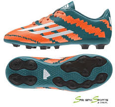 Adidas Messi Football Kids Junior Boys Shoes 10 4 Soccer Fxg