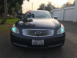 2008 Used INFINITI G35 Sedan WITH NAVIGATION / LEATHER SEATS ...