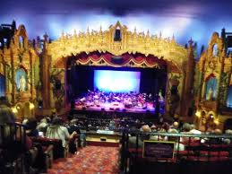 View From Seats In The Balcony Picture Of Akron Civic