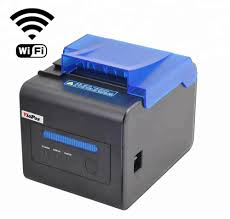 Thermal Printer Printing Light Vio Professional Wifi Kitchen Printer Pos 80mm Thermal Printer With Sound And Light Alarm Buy Wifi Printer Kitchen Printer Alarm Printer Product On