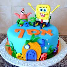 Patrick Birthday Cakes
