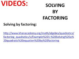 quadratics lessons tes teach using the quadratic formula khan academy solve equations khan academy quadratic formula ukrobstep com