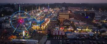 Allentown Fair Seating Chart Live Nation To Promote Allentown Fair Celebrityaccess
