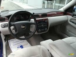 Gray Interior 2007 Chevrolet Impala LT Photo #78160573   GTCarLot.com