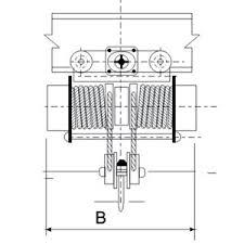 harrington hoist wiring diagram images pendant wiring diagram hoist speed mt mi motor h p no of falls rope on wire 3 ton