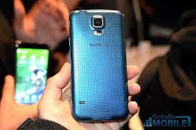 Samsung Galaxy S5 USA löst ...