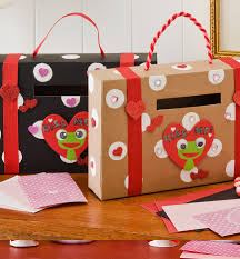 Ideas For Decorating A Valentine Box Cereal Box Valentine Holder Cereal Box and Crafts 2