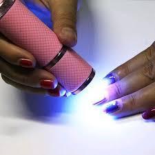 Nageldroger Uv Led Lamp Nagels Gellakgelnagelsgel Nagellak Droger Nagellamp Nagel Lamp