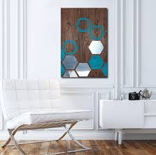 image of modern metal wall art decor small on brown and teal metal wall art with modern metal wall art decor ideas jeffsbakery basement mattress