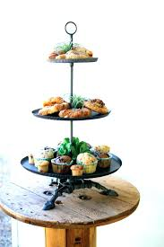 2 tier wooden tray wooden three tier tray 3 tier tray the rustic serving wood