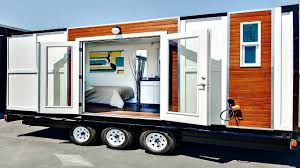 Small Picture Modern Minimalist Studio Open Concept Tiny Home Small House
