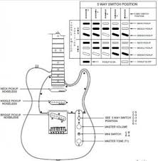 fender telecaster pickup wiring diagram wiring diagram telecaster noise less pickup diagram schematic all about repair