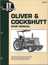 oliver cockshutt repair manual 1550 1555 1600 1650 1655 oliver cockshutt repair manual 1550 1555 1600 1650 1655