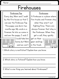 Read-and-answer-questions-worksheets & Cause And Effect Worksheet ...