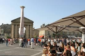 Webcam Bordeaux : Place de la victoire bordeaux tourism hotels travel